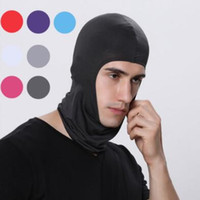 Rüzgar geçirmez Bisiklet Yüz Maskeleri Tam Yüz Şapka Kış Isıtıcı Terörist Maskeleri Bisiklet Spor Eşarp Maske Açık Şapkalar Parti Şapkaları cny1259