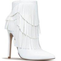 Sıcak Satış-Goddess2019 Güzel Kadın Boots Grace kara Git göster Gece Mağaza sandalet Soğuk