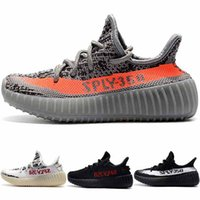 Baby Kids Shoes Kanye West Running Shoes Children Athletic S...