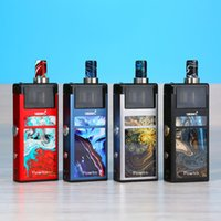 Smoital Pasito Rebuildable Pod Kit 1100mAh con Smoant Pasito MOD Smoothing Pasito 3ml Cartuccia MTL-Ni80 1.4ohm Authentics