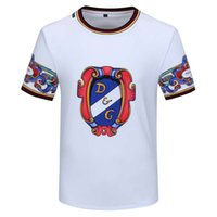 2020 New Designer Cotton Tee New Sale LX Printed T Shirt Mens Hip Hop Cotton Tee Shirts 8 Color High Quality WholesaleA42