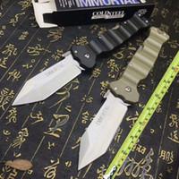 Cold Steel 23GVG immortale tattica lama di tasca 26S Browning DA coltello pieghevole a colori scatola di imballaggio