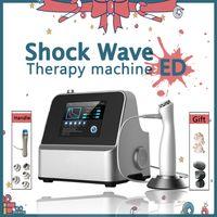 Orthopädie Acoustic Shock Wave Zimmer Shockwave Shockwave-Therapie-Maschine Funktion Schmerz-Abbau für Erektionsstörungen / ED-Behandlung