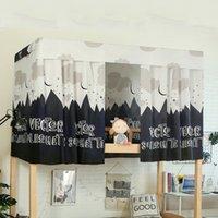 Moskitonetz Student Schlafsaal Bett Vorhang Blackout Tuch Bettwäsche Zelt Baldachin Schulnetze Schlafzimmer Dekoration