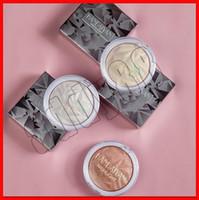Handaiyin Face Maquillage Highlighter Bronzeurs faciaux Palette Maquillage Maquillage Glow Face Contour Strimmer Powder Body Beart Base Illuminateur Might Cosmétiques