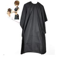 El corte de pelo de peluquería peluquero Styling Capes Vestidos delantal 120 * 80cm salón de peluquería del corte del pelo delantal Hairstylist LJJK2070
