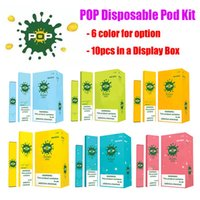 POP Disposable Device Pods Starter Kits 280mAh Battery With ...