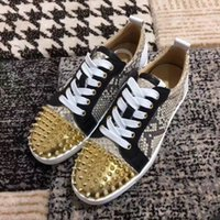 Famous Strass Toe Red Bottom Sneakers Shoes Women, Men Outdoo...
