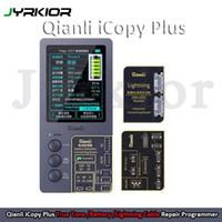 Qianli Icoy Plus Programador de Reparação de Cor Original Cor Original para iPhone 11 Pro Max XR XS Max 8P 8 7P 7 Bateria / Teste de Reparação de Dados T200522