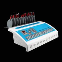 En Popüler Zayıflama Makinesi Kilo Kaybı ems Kas Stimülatörü Elektro Stimülasyon Makinesi Rus Dalgaları ems Elektrikli Kas Stimülatörü
