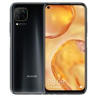 "Original Huawei Nova 6 SE 6SE 4G LTE Mobiltelefon 8 GB RAM 128 GB ROM KIRIN 810 Octa Core Android 6.4 ""Vollbild 48.0mp AI AR HDR otg 4200mAh Fingerprint ID Smart Mobiltelefon"