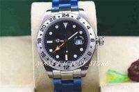 4 스타일의 럭셔리 탐색기 남자 42MM의 ETA 2813 운동 자동 남성 시계 남성을 216,570 날짜 다이빙 손목 시계 시계 시계 시계