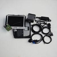 MB STAR C6 SD Coonect Support DOIP / CAN VCI Outil de diagnostic HDD 320GB Dernier avec ordinateur portable CF19 Reay à utiliser