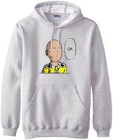 new arrival Anime One Punch Man Hoodies OK Printed Men Sweat...