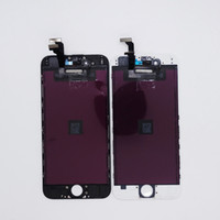 لوحات شاشة LCD لفون 6 OEM اللون (قريب جدا من اللون الأصلي) عرض محول الأرقام استبدال