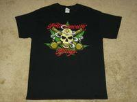 Kottonmouth Kings Skull Crossbongs T-shirt nera