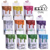 New EZZY OVAL Disposable Vape Pen Devices Starter Kits 280mA...