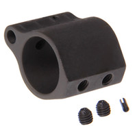 "Funpowerland Tactical 1 pollice in acciaio AR 0,75 ""Low Profile Micro Barilotto Block Barrel"
