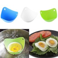 1p Egg Tool Silicone Egg Poacher Cup Pancake Egg Poach Pods Diy Baking Cookware Eggs Boiler Kitchen Utensil Accessories