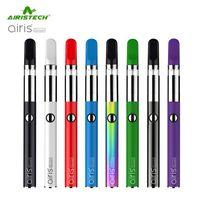 أصلي Airis Quaser Starter مجموعات 350 مللي أمبير بطارية vv مع qcell لفائف 510 موضوع الشمع dab vape القلم عدة