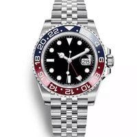 rolex patek philippe AP Designer Watches 2019 Yeni Modell Saatler Erkek GMT İzle Otomatik Jubilee Erkek Izle Orologio di Lusso Orologi da Uomo Mavi Siyah Kol Saati