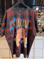 High Street SİS tişört Yüksek Kalite Erkek Tasarımcısı tişörtler Üç Büyüklükleri Pamuk Hip Hop Tasarımcı