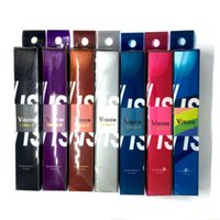Wholesale Vision Spinner 2 II Battery 650mAh Ego Evod C Twist Variable Voltage VV Vision2 Battery For 5 0 Thread E Cigs Atomizer