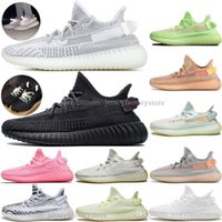 Kanye Clay West Fashion V2 Static Reflective GID Glow In The...