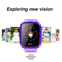 Waterproof Smart Watch GPS Location Touch Screen SOS Call Wr...