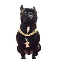 Золотые серебристые домашние животные ошейники мода ожерелье высокого класса домашних животных кошек поводки открытый личность милый Pet Bowknot воротник аксессуары