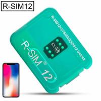 RSIM 12+ Новая карта разблокировки R-SIM Nano 2019 для iPhone XS, X, 8,7,6 и плюс iOS 12