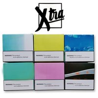 Newest Xtra Disposable Xtia disposable vape 1500 Puffs Pre- f...