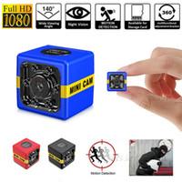 NOVO FX01 CAM 1080P HD Mini Câmera Auto IR Night Vision Detecção Micro CAM DVR Gravador de Vídeo Camara Espia Suporte TF Hidden Card