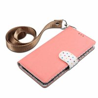 Spot Colorful Leather Flip Case For iPhone Xs Max Xr X 6 6S ...