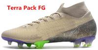 جديد زئبقي ال superfly السابع 7 النخبة FG CR7 أحذية كرة القدم كريستيانو رونالدو رجل نيمار JR دريم عالية السرعة الكاحل جوارب أحذية كرة القدم المرابط