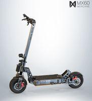 """2019 Новый Mercane MX60 Kickscooter Складной Smart Electric Scooter 2400W 60 км / ч 100 км Диапазон 11 """"Шина двойной тормозной доски"""