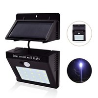 BRELONG 20LED Split Solar Light Outdoor Waterproof Motion Se...