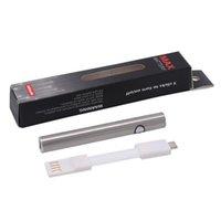 Nuovi Variabile Max Preriscaldare VV Tensione della batteria 380mAh Vape Batteria 510 Discussione inferiore di ricarica USB batterie Bud batteria VS LO