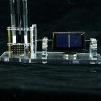 Freeshipping Maschine magnetische Suspendierungs-Solarspielzeug-wissenschaftliche Spielwaren-Physik-Spielwaren
