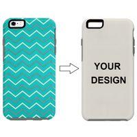 Coque personnalisée 2 en 1 Coque Symmetry Defender Ajout de votre logo Impression UV pour iPhone 7 Xs Xr Samsung s10 s10 Plus