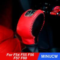 Car Styling Gangschaltung Krägen Handbremsknopf Abdeckungs-Schutz für Mini Cooper One S F54 F55 F56 F57 F60 Ryman Zubehör