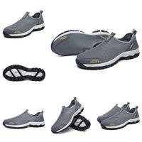 Açık havada 2020 Yeni Bayan Erkek Koşu Ayakkabıları Yaz Nefes Açık Spor Eğitmenler Sneakers Ev Yapımı Marka Çin Boyutu 39-44