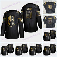 61 Mark Stone 2019 Golden Edition Vegas Golden Knights jerseys 9 Marc Andre Fleury 75 Ryan Reaves 71 William Karlsson 29 Marc-Andre Fleury
