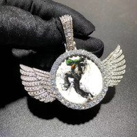 Custom High Quality Picture pendant Hip hop custom personali...