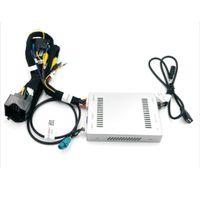 صندوق سيارة التفاح السيارة للفترة 2012-2014mercedes B / C / E / GL / GLK / ML / SLK / CLS / CL مع نظام NTG4.5 IOS AirPlay Car RetoFit