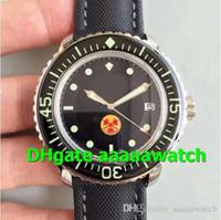 """Reloj de lujo Top Fifty Fathoms 5015B-1130-52 Caja de acero inoxidable """"Sin radiación"""" ZF Sail-canvas Strap A2836 Reloj automático para hombre"""