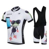 2020 الضفدع ملابس ركوب الدراجات / سريع جاف دورة / ملابس سباق دراجات ملابس ملابس Ciclismo / عالية الجودة جبل الدراجة ركوب الدراجات جيرسي