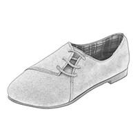 934d7f82e9 Nova primavera verão sapatos femininos estilo britânico do vintage faux  camurça lace-up mulheres apartamentos dedo do pé redondo casual 4 cores  oxfords