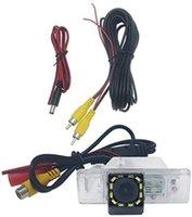 HD автомобилей заднего вида камеры NTSC Reverse парковочная камера со светодиодной Свет для Citroen C-Quatre C4 C5 2010-2013