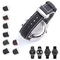 نايلون جلد قماش Watchband لأوميغا At150 20mm 22mm حزام ساعة لحزام AQUARACER 300M